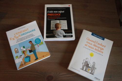 Livres pour comprendre et aider un enfant différent