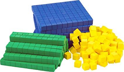 Matériel mathématiques : base 10