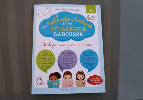 Méthode de lecture syllabique Larousse