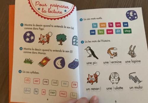 Livres pour lecteurs débutants Hachette Jeunesse
