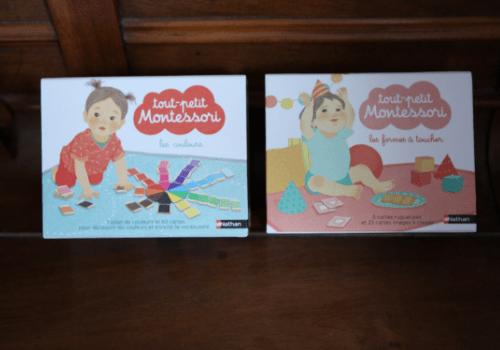Avis sur les coffrets tout-petit Montessori Nathan