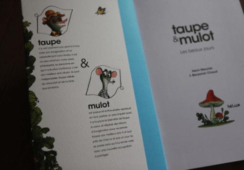 Taupe & Mulot