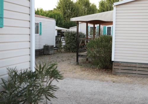 Camping Campéole Ile des Papes - Villeneuve-lez-Avignon