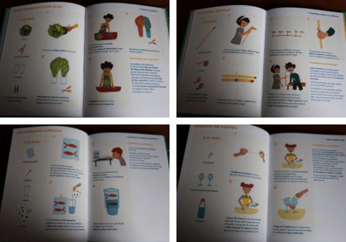 Livre Simplissime sur les expériences scientifiques pour les enfants