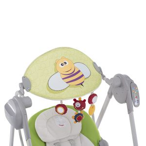 jeux chicco polly swing