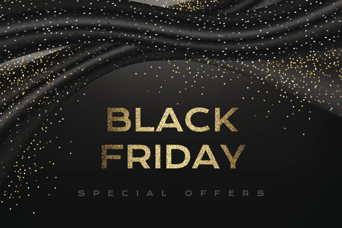 Le Black friday pour acheter vos cadeaux de fin d'année