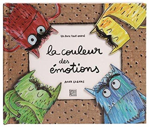Livre la couleur des émotions