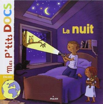 livre la nuit pour les enfants