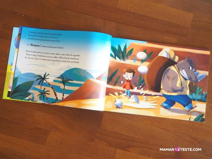 avis livre personnalise enfants la magie de mon nom
