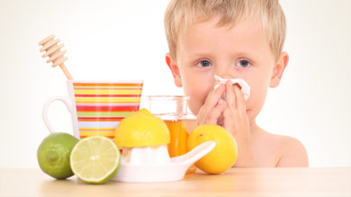 Natural cough syrup (for children above 3 years old)