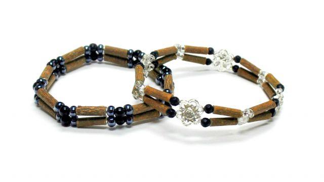 bracelets pur noisetier