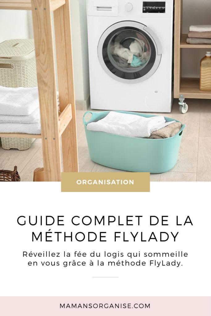 Découvrez comment domestiquer les tâches ménagères et réveiller la fée du logis qui sommeille en vous grâce au guide complet de la méthode FlyLady pour débutants.