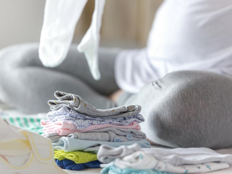 La liste de naissance de bébé minimaliste