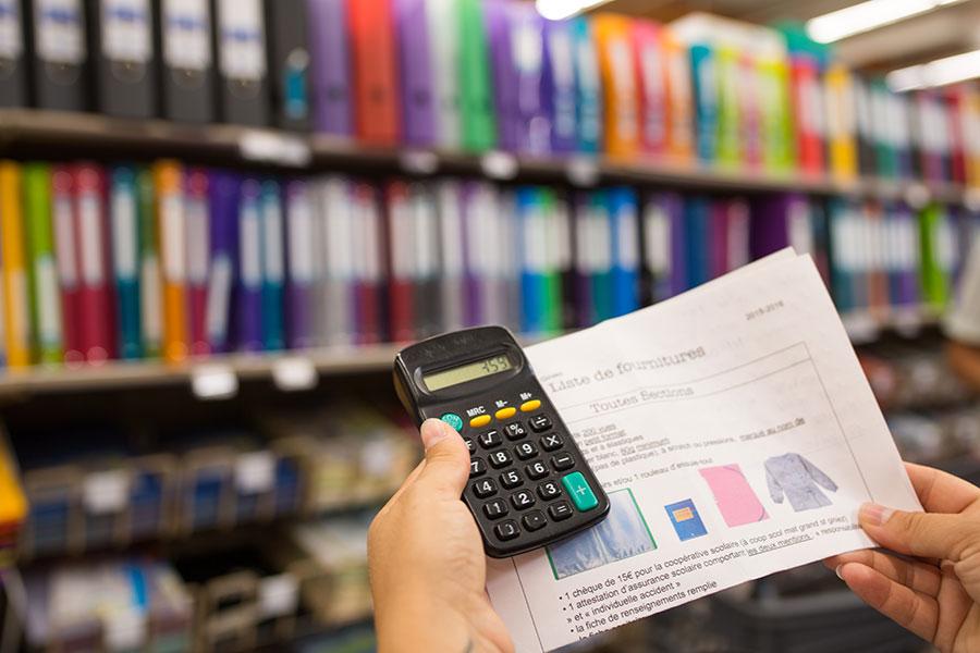 Conseil n°2 : Faire des achats minimalistes et durables