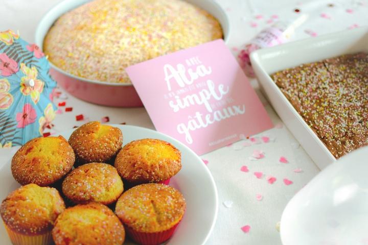 Avec Alsa, il n'a jamais été aussi simple de faire des gâteaux