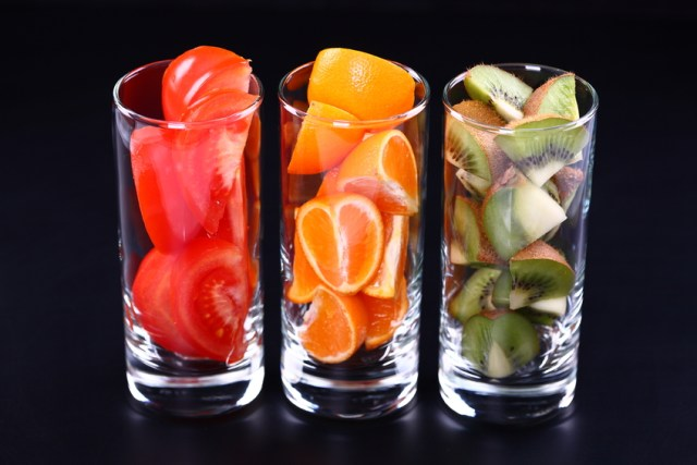 vitamines fruits