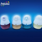 Test – avis de maman : la veilleuse super nomade de Pabobo ( on ne peut plus s'en passer!)