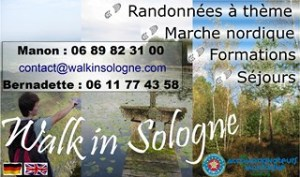 Walk sologne