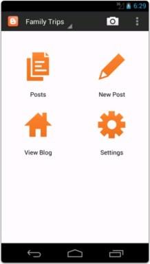 Bloguer sur smartphone, c'est possible !
