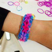 La folie des bracelets élastiques !