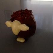 Fêter Pâques avec Edmond Junior : le petit mouton de Réauté Chocolat (concours)