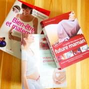 Le top 5 des livres pour les futures mamans