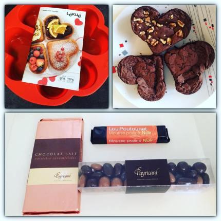 Saint Valentin Gourmande