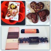 Saint Valentin … dieu de la gourmandise ! (une box de chocolat à gagner )