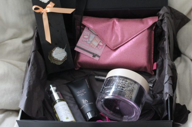 box beauté secret d'orient noel