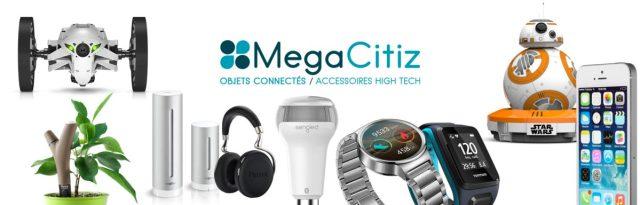 megacitiz objets connectés