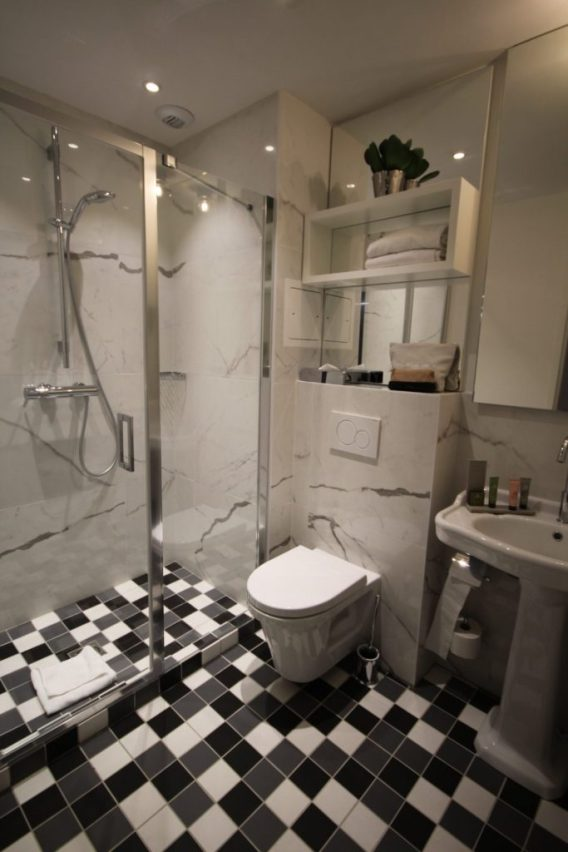 salle bain hôtel 34b