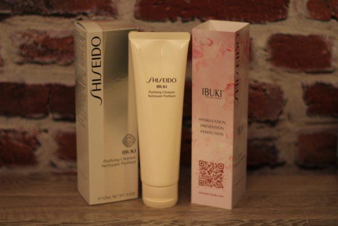 soin visage shiseido