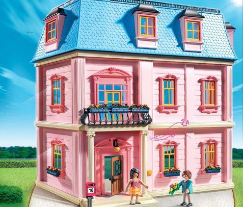maison playmobil 3 ans