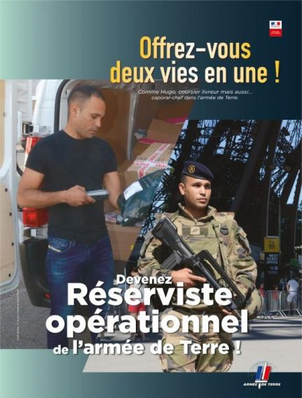 réserve militaire
