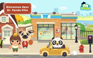 Dr Panda Ville