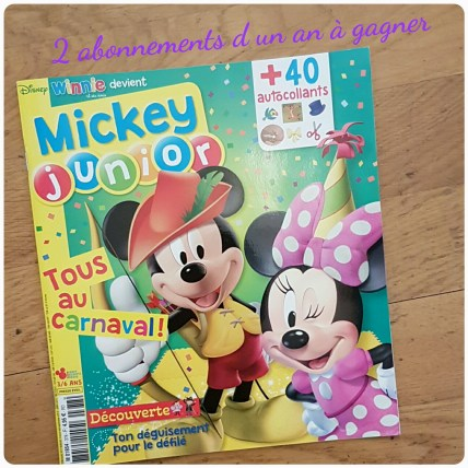 mickey Junior 1