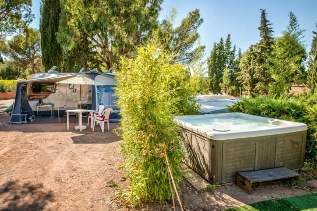 caravaning camping