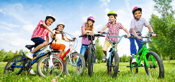 activités printemps vélo