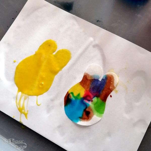 Activité créative enfants - Matriochka - Pingouins ou manchots avec encre et filtres à café - pipette - Bricolage avec collage et yeux mobiles - Banquise - Froid polaire - arts visuels maternelle - Mélange de couleurs - mslfcréative enfants - Matriochka - PuPingouins ou manchots avec encre et filtres à café - pipette - Bricolage avec collage et yeux mobiles - Banquise - Froid polaire - arts visuels maternelle - Mélange de couleurs - mslf