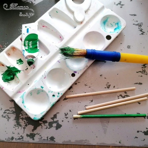 Activité créative enfants - Créer un bouquet de tulipes en origami - Pliage de papier, bricolage, DIY - Pot de fleurs - Printemps - Découverte de l'Asie et Japon - Tutoriel - Découverte d'un pays - Espace et géographie - arts visuels et atelier maternelle et Cycles 2 et 3 - mslf