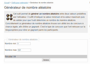 concours blog