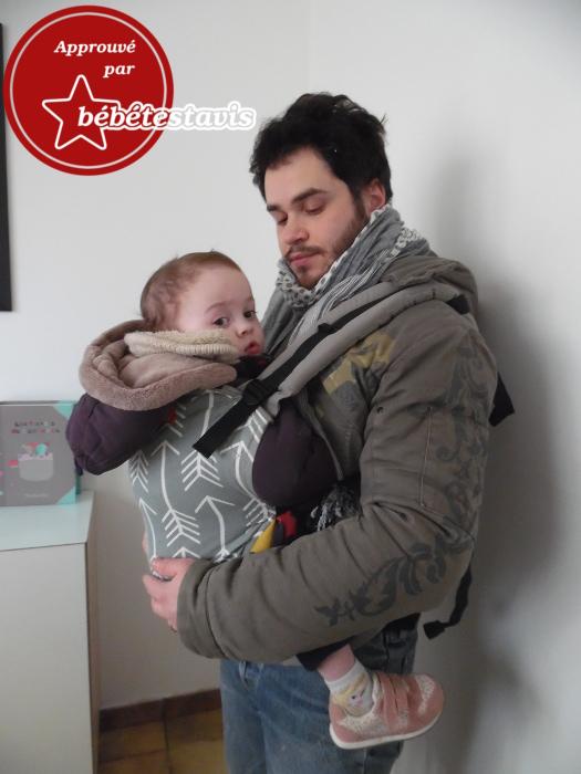porte bébé grand enfant