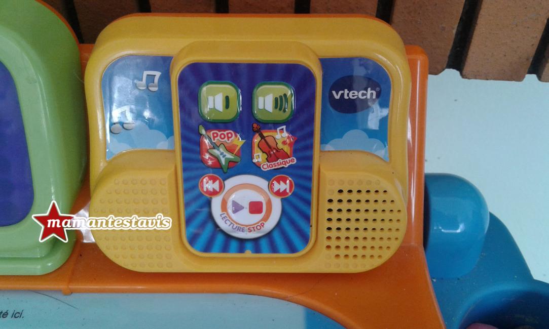 avis jouet Vtech