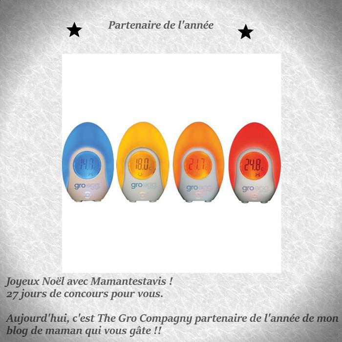 concours de noël the gro compagny