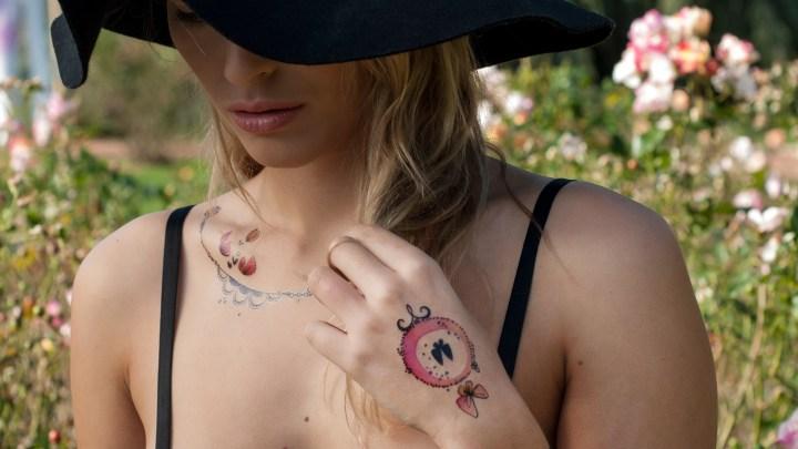concours sioou tatouages bijoux ephemeres