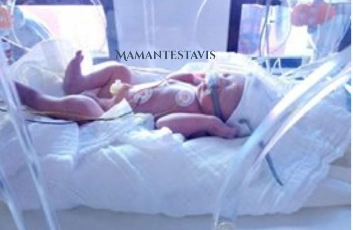 Hospitalisation en neonat de notre bébé prématuré