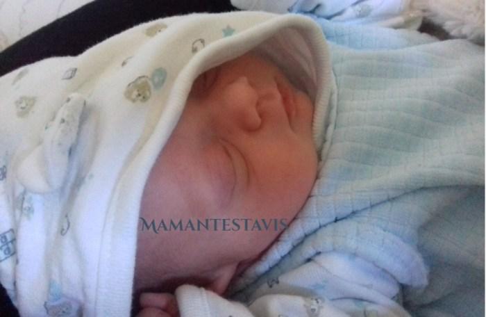 Bébé prématuré hospitalisation à domicile