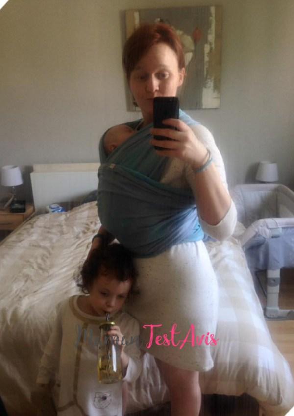 portage bébé naissance