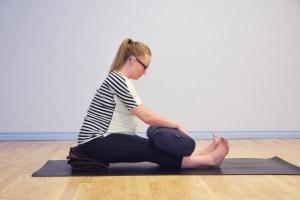 Yoga for Piriformis Syndrome 11