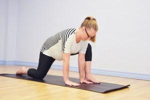 Yoga for Piriformis Syndrome 7